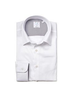 SKOT Fashion SKOT Fashion Shadow White Business Overhemd
