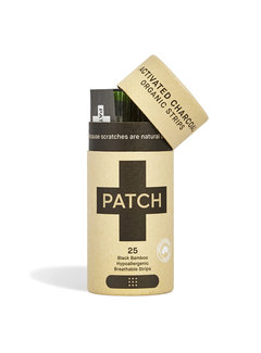 Patch Patch Bamboe Pleisters - Actieve Koolstof