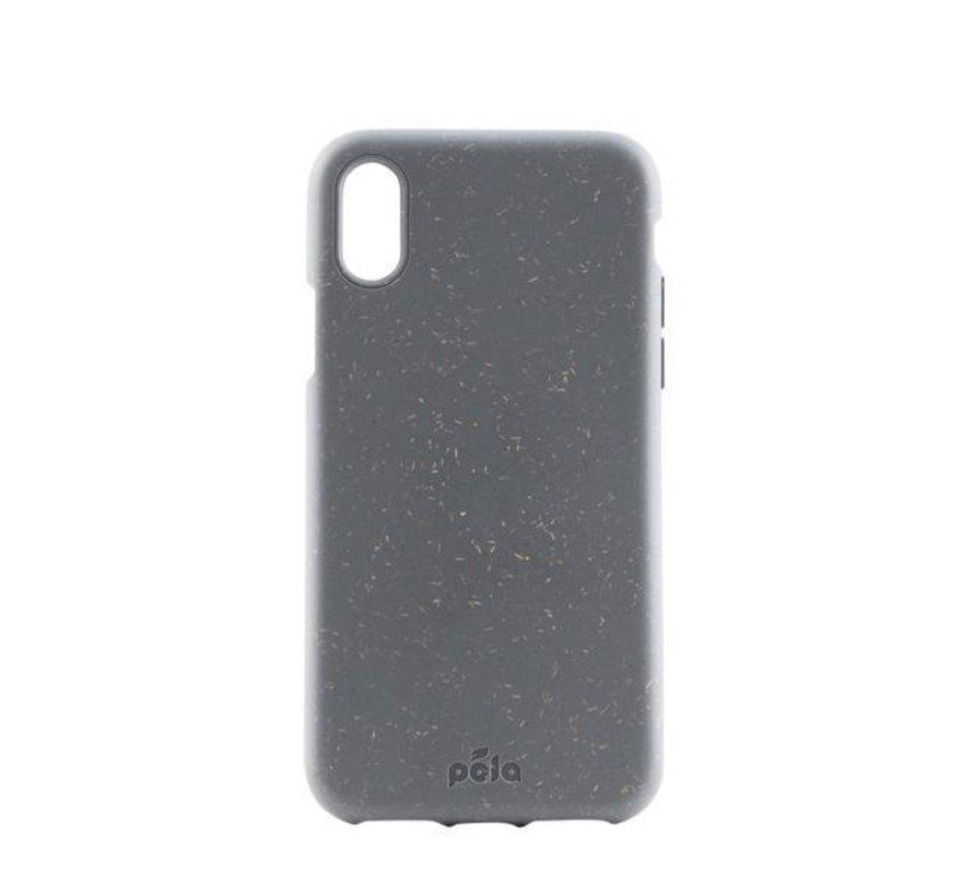 Pela phone case, telefoonhoesje, Apple Iphone XS shark grey
