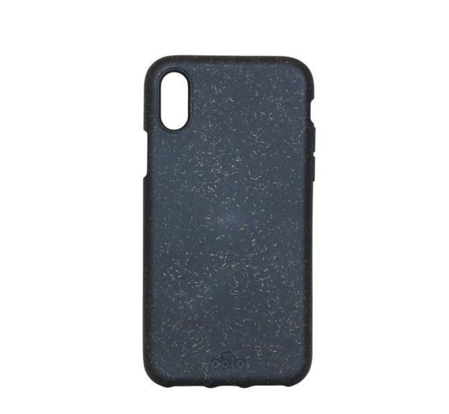 Pela phone case, telefoonhoesje, Apple Iphone XR Zwart