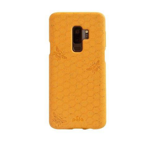 Pela Pela phone case, telefoonhoesje, Samsung S9+ Honeybee
