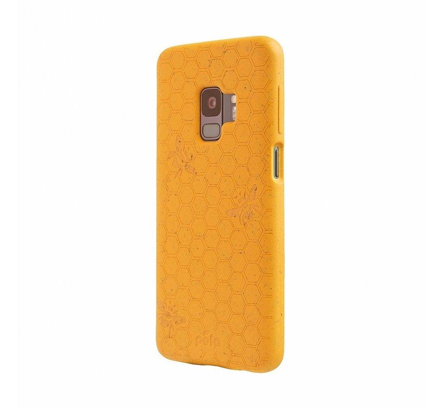 Pela phone case, telefoonhoesje, Samsung S9+ Honeybee