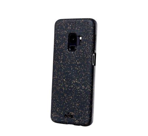 Pela Pela phone case, telefoonhoesje, Samsung S9+ Zwart