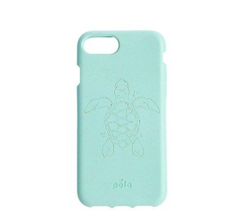 Pela Pela phone case Iphone 6 Turtle Turquoise