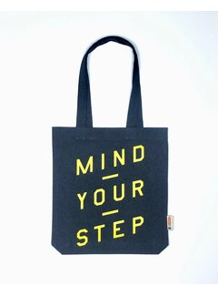 Chicken or Pasta Tas Mind your Step - Navy