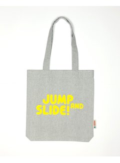 Chicken or Pasta Tas Jump and Slide - Grey