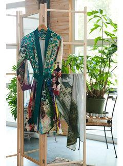 Lazy Label Kimonojacket Print