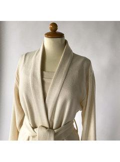 Lazy Label Kimonojacket ecru