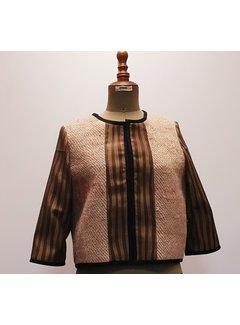 """Sylvia Calvo BCN Jacket - Sulvie """"Brown"""""""