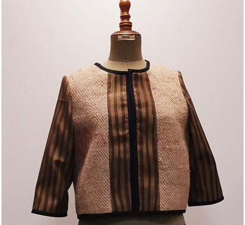 """Sylvia Calvo BCN Jacket - Sylvie """"Brown"""""""