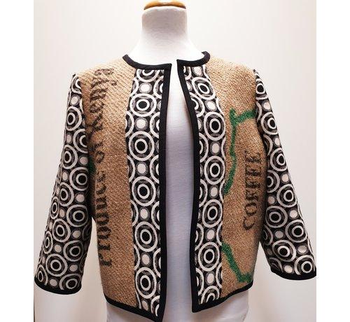 """Sylvia Calvo BCN Jacket - Sylvie """"Circles"""""""