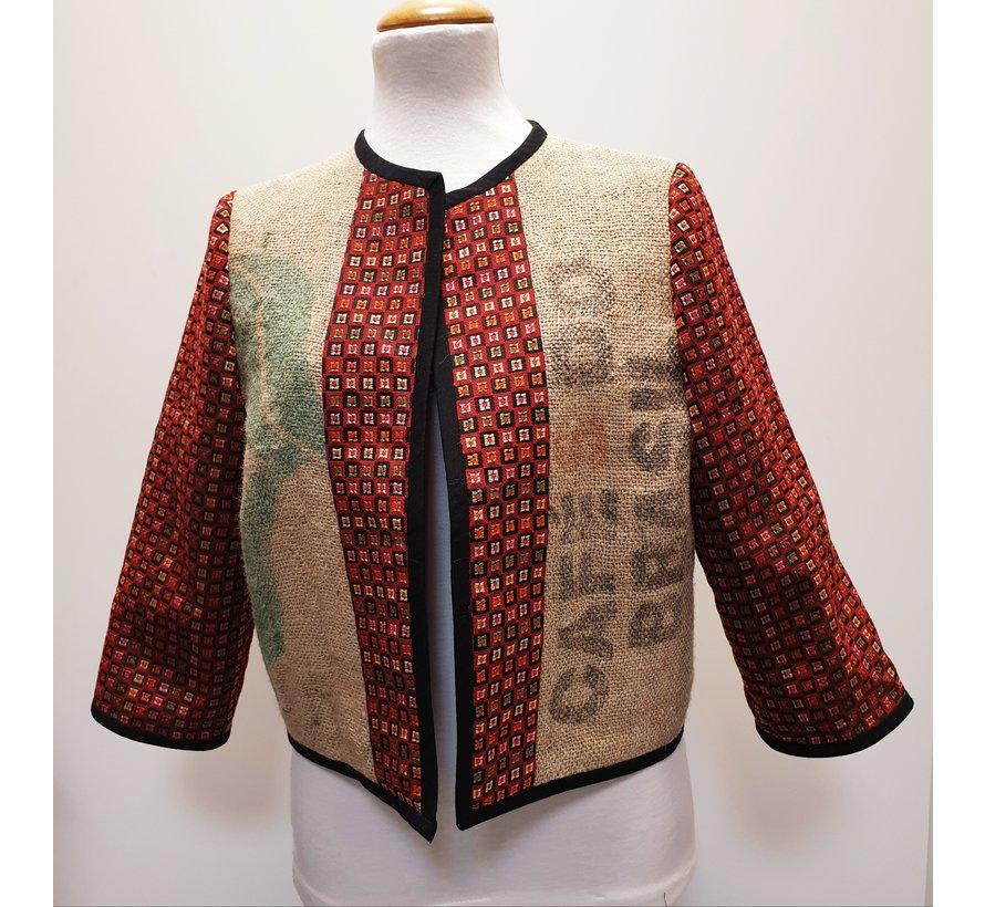 "Jacket- Sylvie ""Red"""