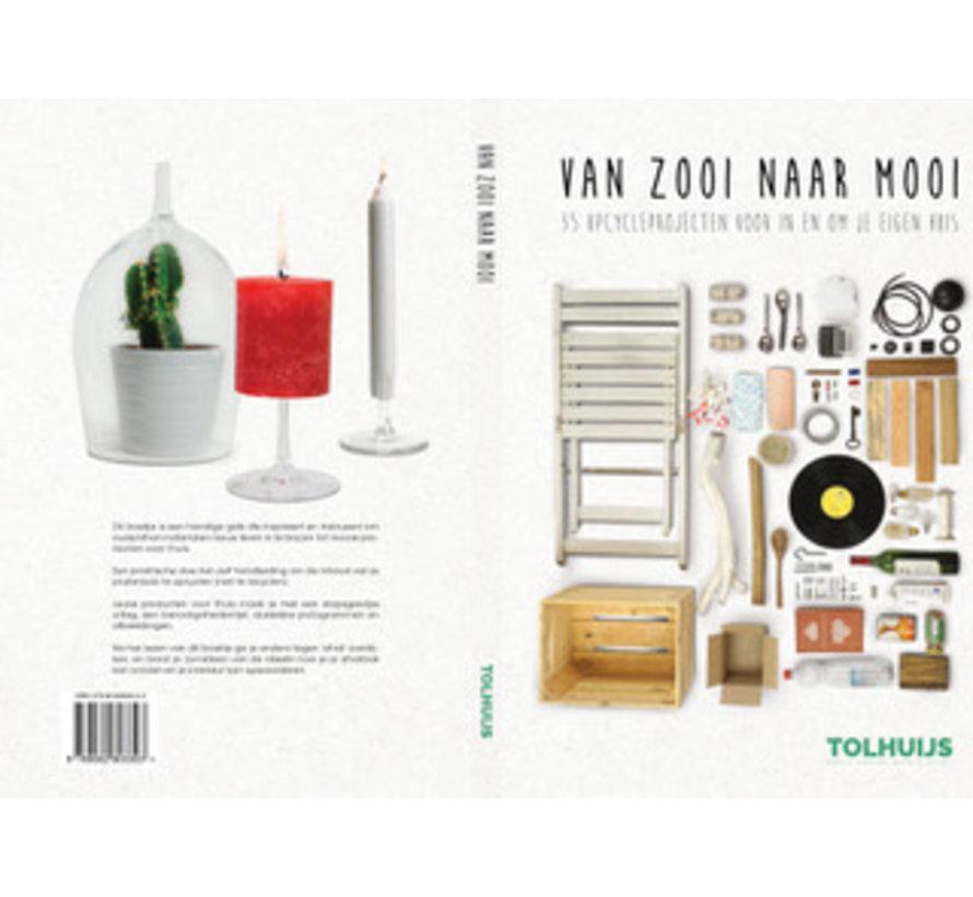 Boek Van Zooi Naar Mooi