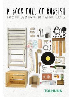 Tolhuijs Design Book A BOOK FULL OF RUBBISH A5