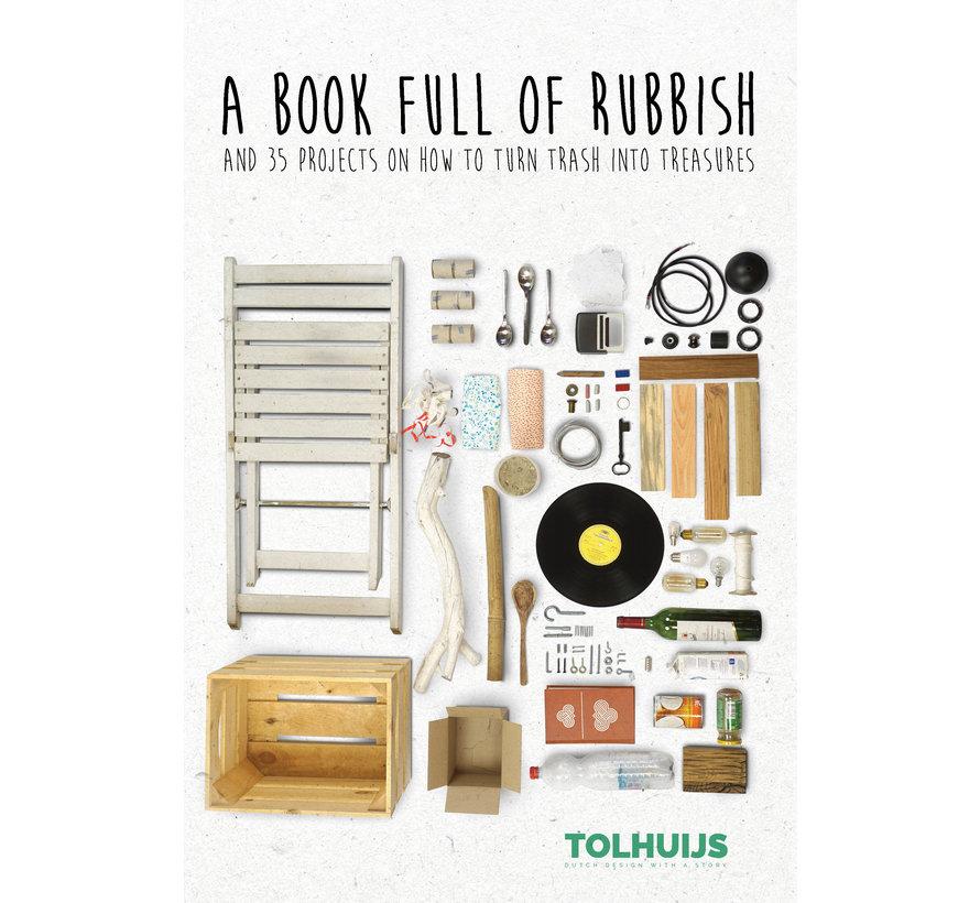 Book A BOOK FULL OF RUBBISH A5