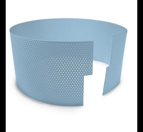 Tolhuijs Design Spool Onderdelen Skin Plastic/alu Blue