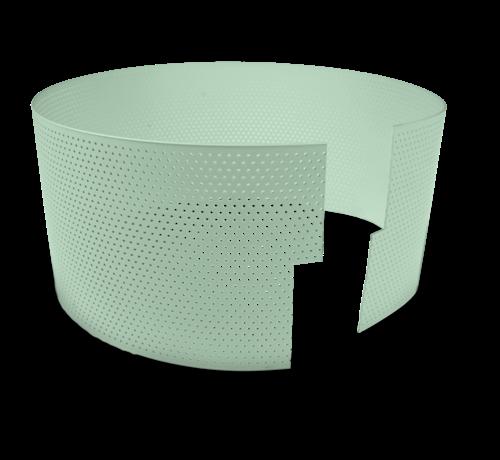 Tolhuijs Design Spool Onderdelen Skin Plastic/alu Green