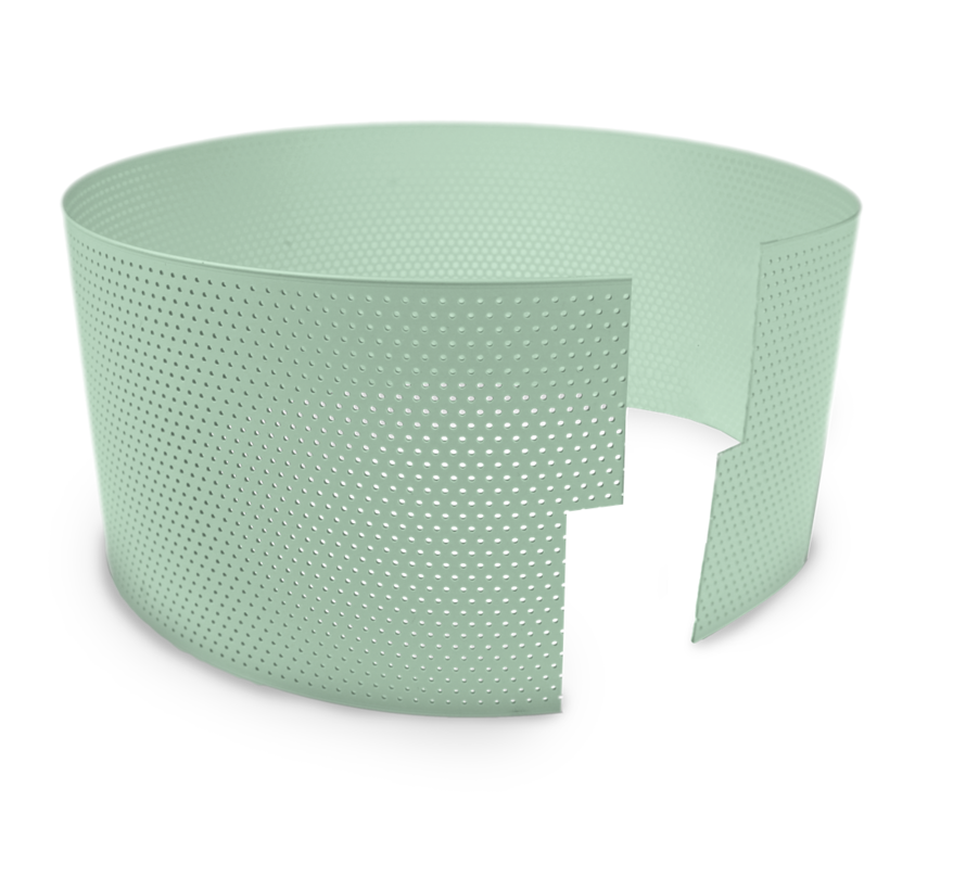 Spool Onderdelen Skin Plastic/alu Green