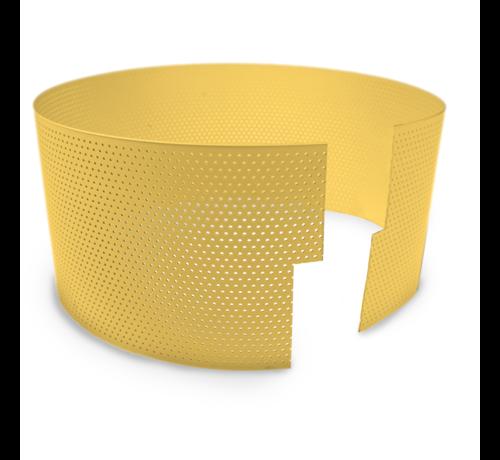 Tolhuijs Design Spool Onderdelen Skin Plastic/alu Yellow