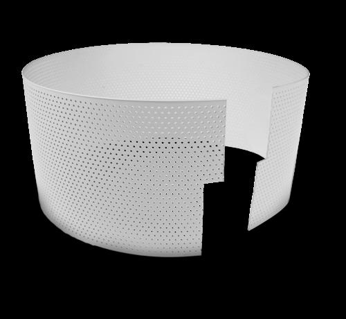Tolhuijs Design Spool Onderdelen Skin Plastic/alu White