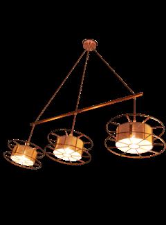 Tolhuijs Design Hanglamp - Spool Triple Basic