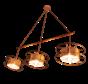 Hanglamp - Spool Triple Basic   in meerdere kleuren te verkrijgen