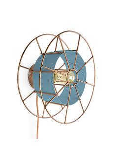 Tolhuijs Design Wandlamp - Spool Wall Basic