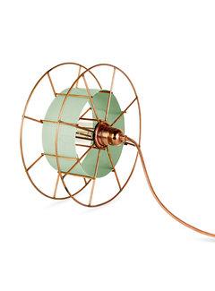 Tolhuijs Design Sta/Tafellamp - Spool Floor Basic