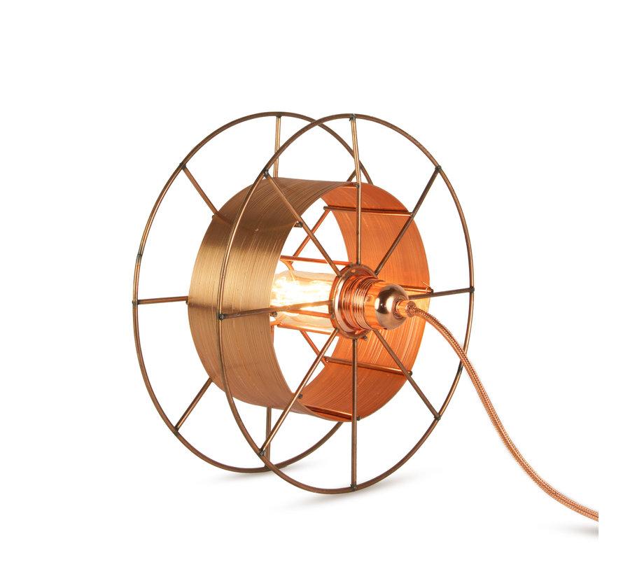 Sta/Tafellamp - Spool Floor Basic in meerdere kleuren te verkrijgen