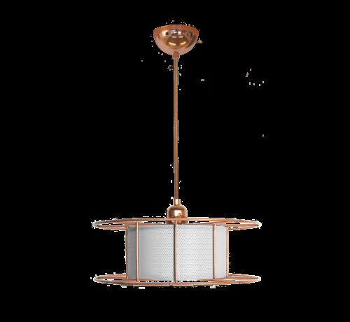 Tolhuijs Design Hanglamp - Spool Hang Basic met meerdere lampkap mogelijkheden