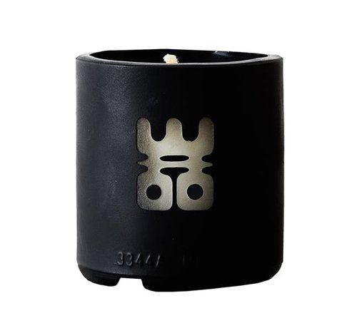 WOO WOO Lucky Candle Black Klein, Geur:  Tranquility
