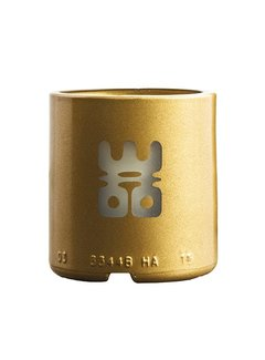 WOO WOO Lucky Candle Gold – S  - Geur Treasure