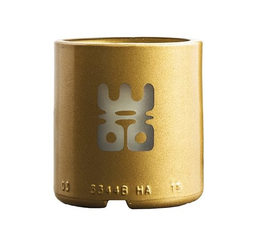 WOO WOO Lucky Candle Gold Klein,  Geur:  Treasure