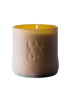 WOO WOO Lucky Candle Matt Brown - S  - geur Sparkle Lime