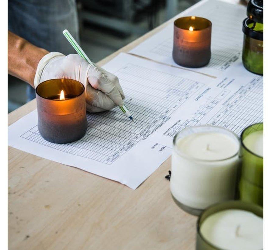 WOO Lucky Candle Matt Brown Klein Geur:  Radiance