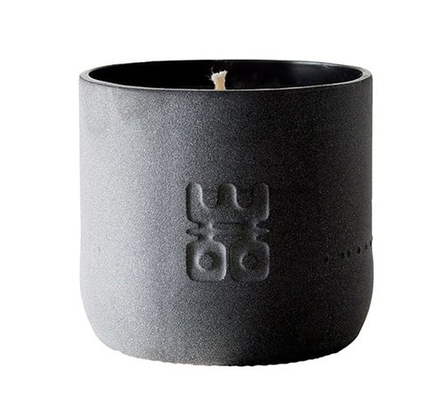 WOO WOO Lucky Candle Black Mermaid Groot  Geur:  Tranquility