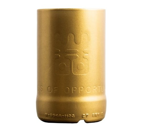 WOO WOO Lucky Candle Gold Extra Extra Groot Geur:  Treasure