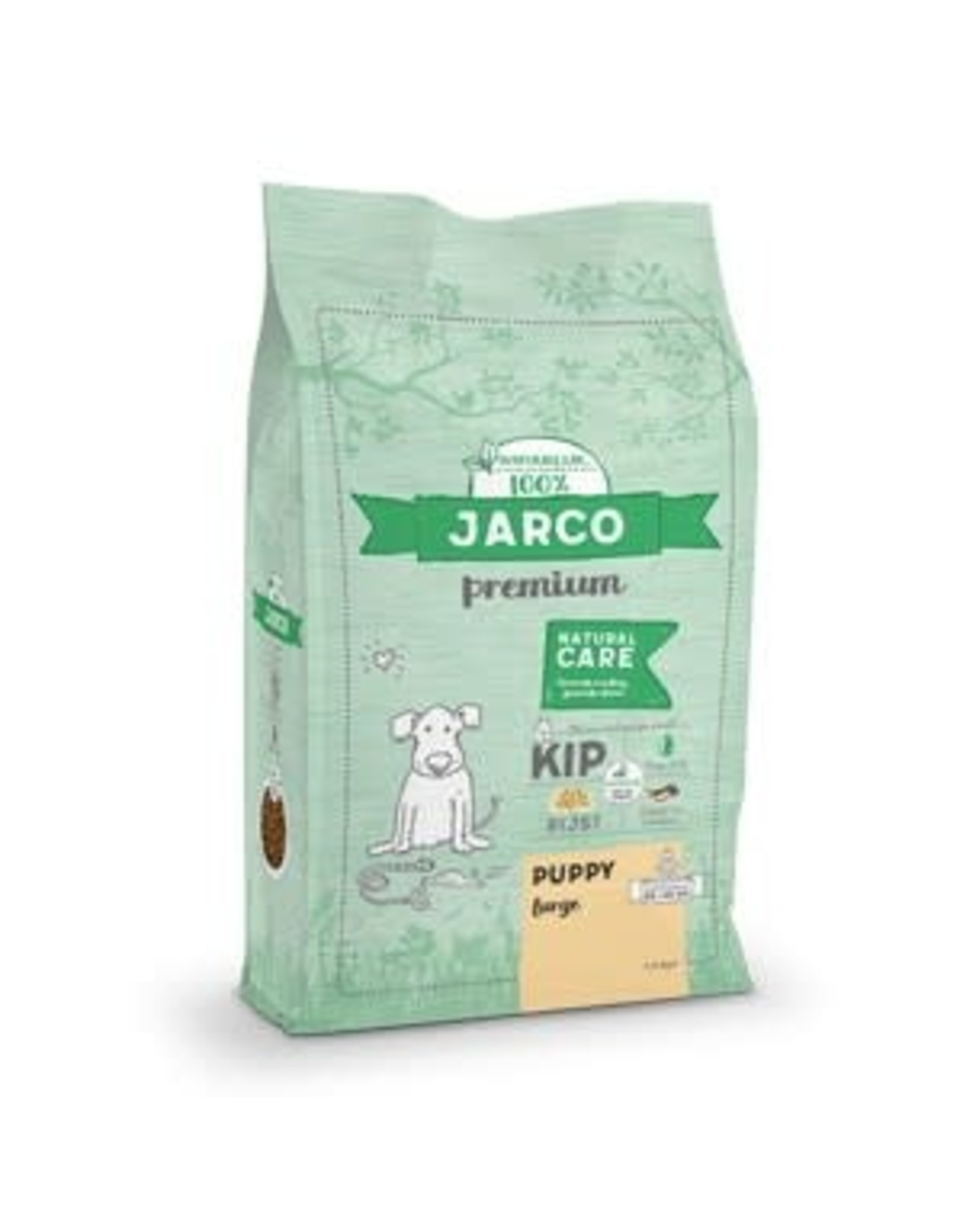 Jarco Large Puppy 26-45 Kg - Kip - 2,5Kg