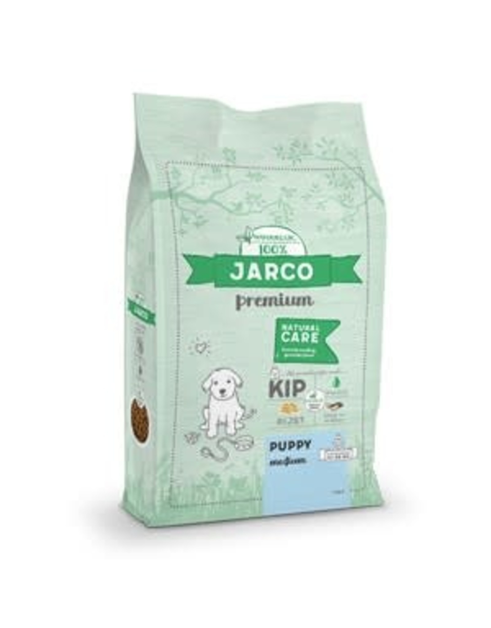 Jarco Medium Puppy 11-25 Kg - Kip - 2Kg