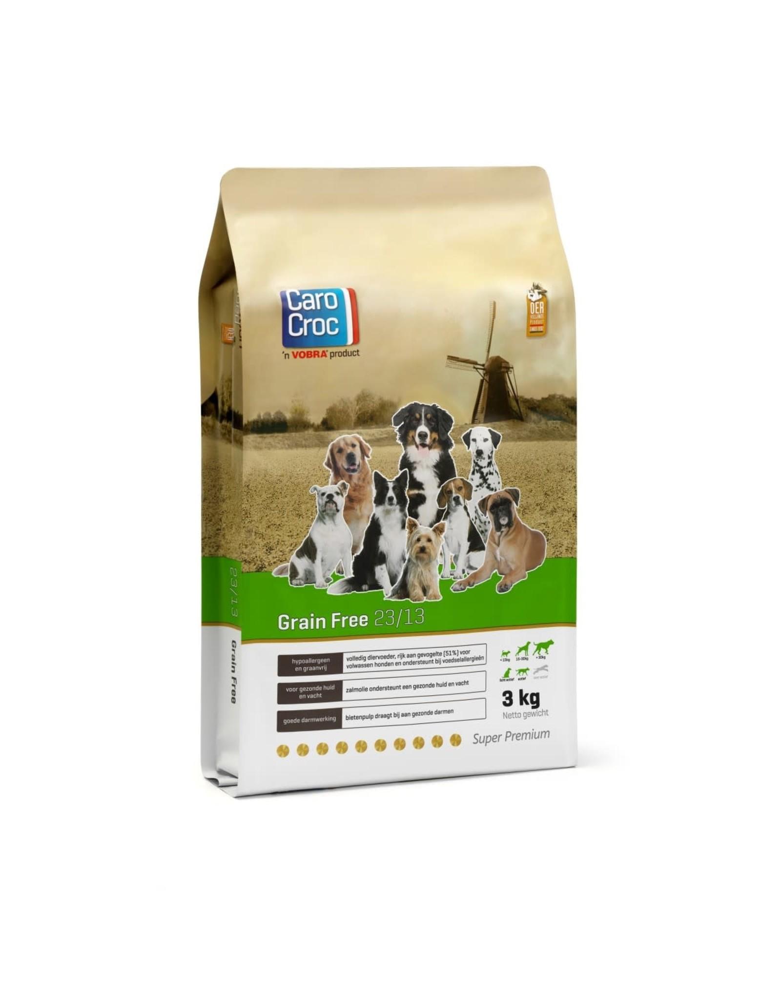 Carocroc Grain Free 3Kg