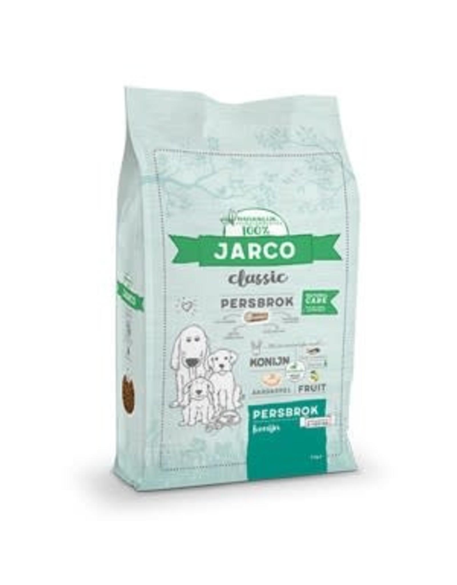 Jarco Classic Persbrok Konijn 2-100 Kg - Konijn - 12,5Kg