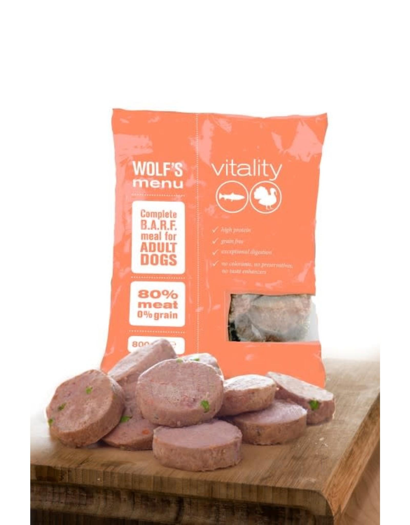 Wolf's Menu Vitality (0,8kg)