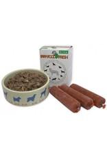 Farm Food mini worstjes  - pens-hart compleet - 9x110 gr.