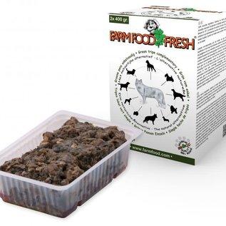 Farm Food bakjes 2x400 gr. - pens enkelvoudig - 800 gr.