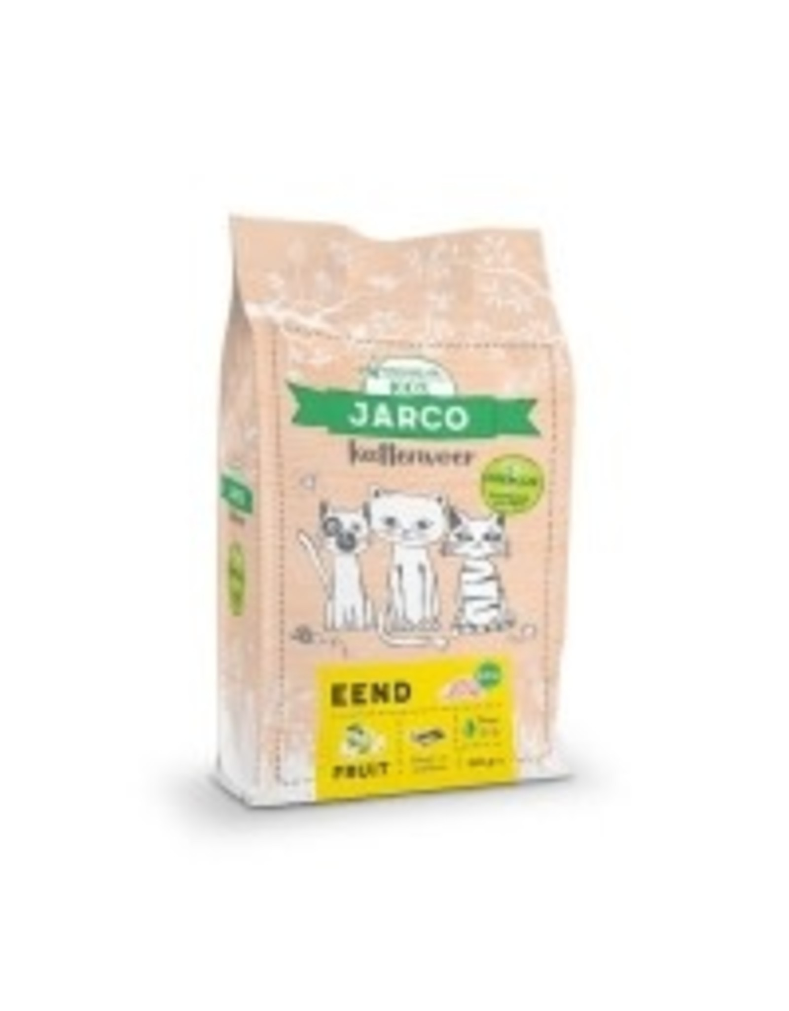 Jarco Premium Kat Eend     400Gr