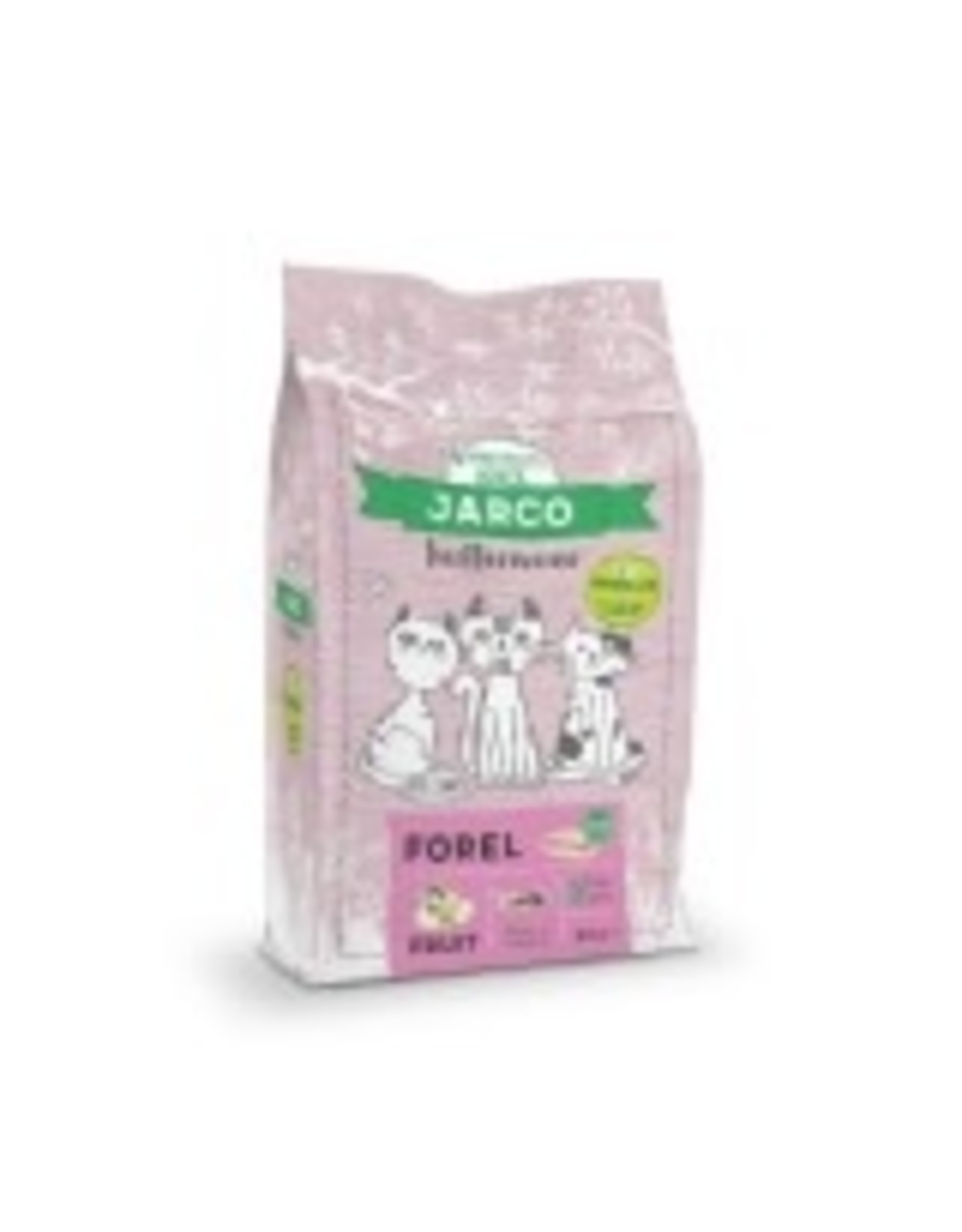 Jarco Premium Kat Forel    400Gr