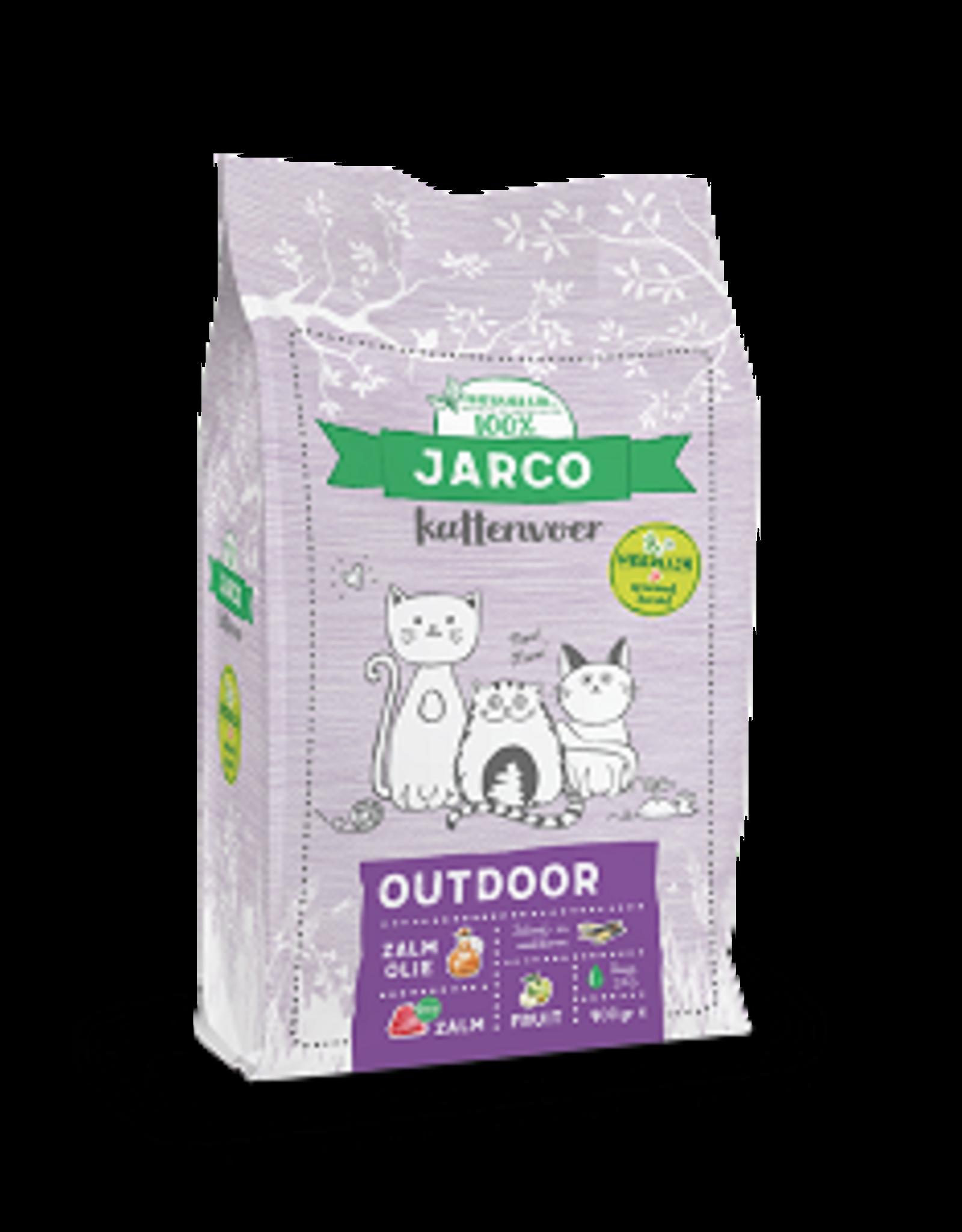Jarco Premium Kat Outdoor    2Kg