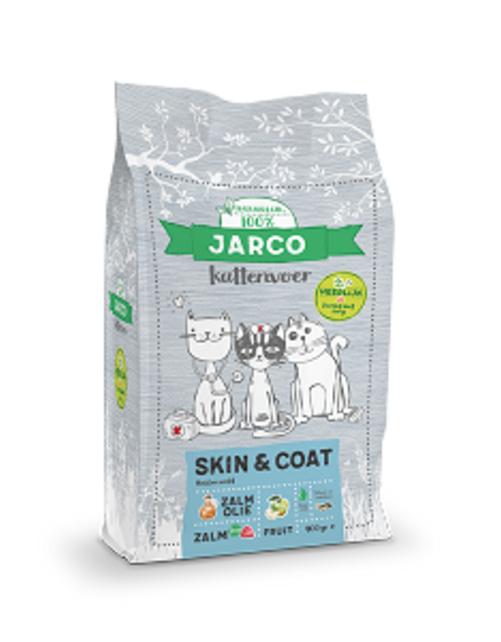 Jarco Premium Kat Skin&Coat  2Kg