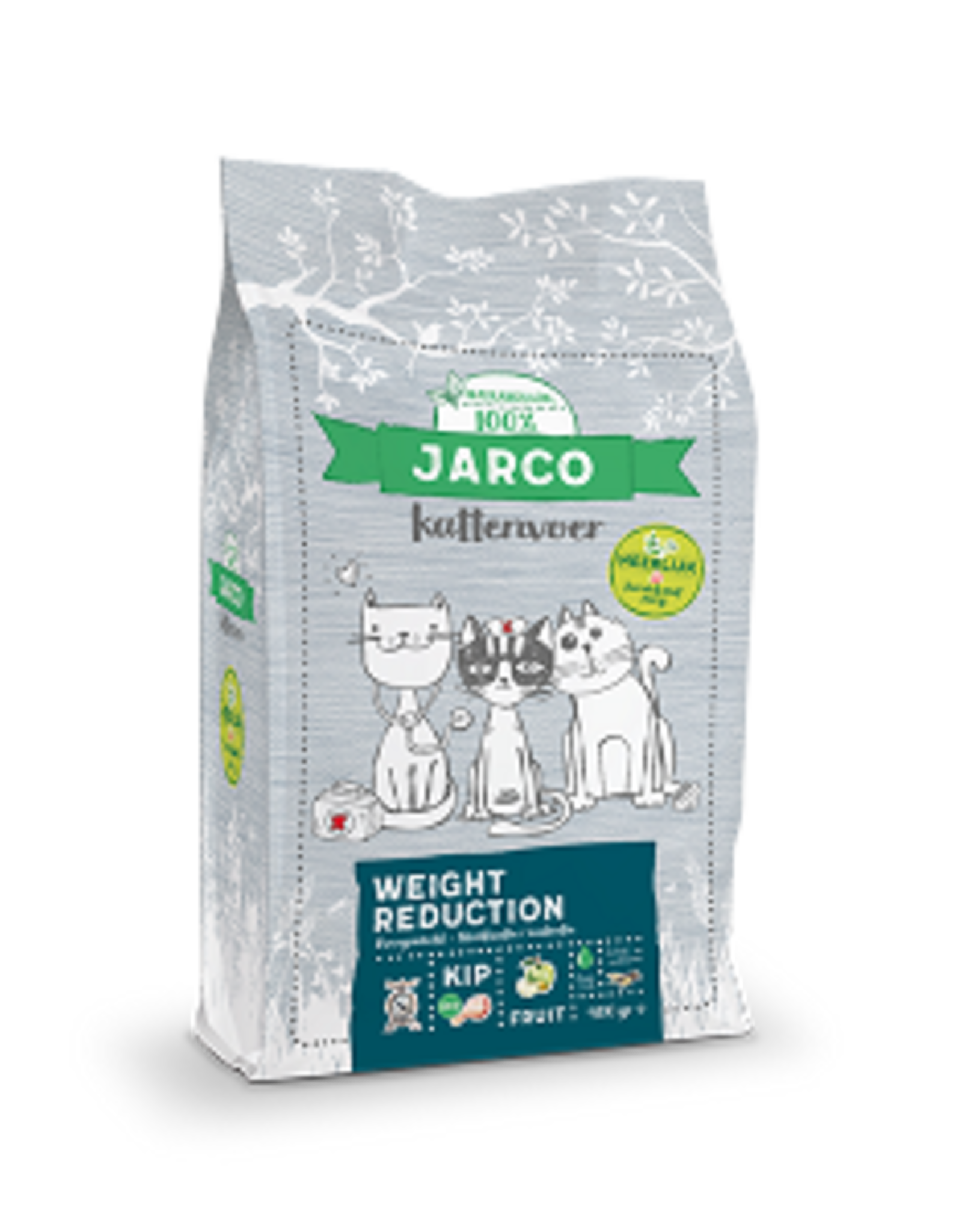 Jarco Premium Kat W.Reduct.  2Kg