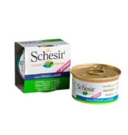 Schesir Kitten Kip/Aloe       85Gr